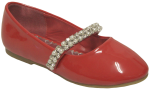 GIRLS BALLERINAS (2242445) REDPAT